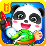 Baby Panda's Drawing Book – Painting for Kids (Mod) 8.48.00.01