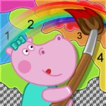 Color by Number for Kids (Mod) 1.2.2