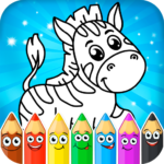 Coloring pages for children: animals (Mod) 1.3.9