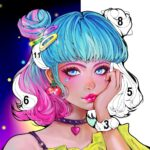 Flora Coloring: Color by Number Painting Game (Mod) 1.0.3