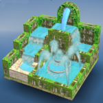 Flow Water Fountain 3D Puzzle (Mod) 1.2