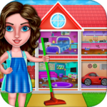 House Cleanup : Girl Home Cleaning Games (Mod) 4.1.1