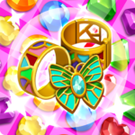 Jewel Witch – Best Funny Three Match Puzzle Game (Mod) 1.10.0