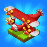 Merge Airplane: Cute Plane Merger (Mod) 2.0.1