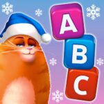 🎄Kitty Scramble: Word Stacks (Mod) 1.218.20