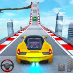 Fast Car Stunts Racing Mega Ramp Car Games Mod 1.3