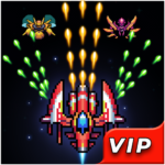 Galaxy Shooter : Falcon Squad Premium (Mod) Varies with device