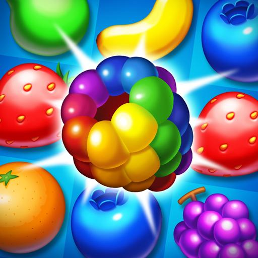 Juice Pop Mania: Free Tasty Match 3 Puzzle Games (Mod) 4.2.5