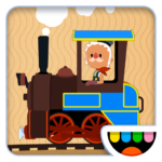 Toca Train (Mod) 1.0.5-play