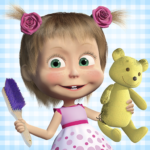 Masha and the Bear: House Cleaning Games for Girls (Mod) 2.0.2