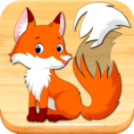 Funny Animal Puzzles for Kids, full game (Mod) 4.0