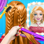 Braided Hairstyle Salon: Make Up And Dress Up (Mod) 4.40.0