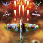 Top Fighter WWII airplane Shooter Mod