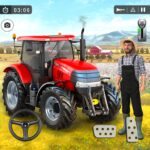Farming Game 2021 – Free Tractor Driving Games (Mod) 1.1.1c