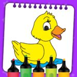 Kids Coloring Book Paint & Coloring Games for Kids (Mod) 1.0.1.2