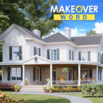 Makeover Word: Home Design & Word Connect Game (Mod) 1.0.12