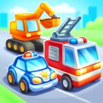 Car games for kids ~ toddlers game for 3 year olds (Mod) 2.18.0